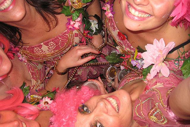 Pinkerbells Carnaval