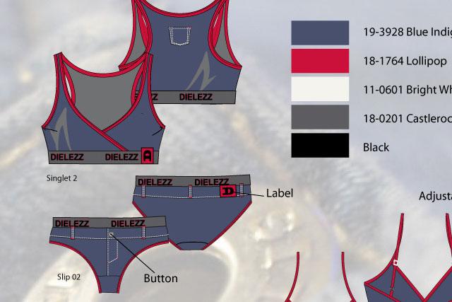 Underwear Dielezz