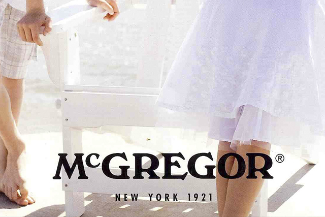 Mc Gregor Summer 2009
