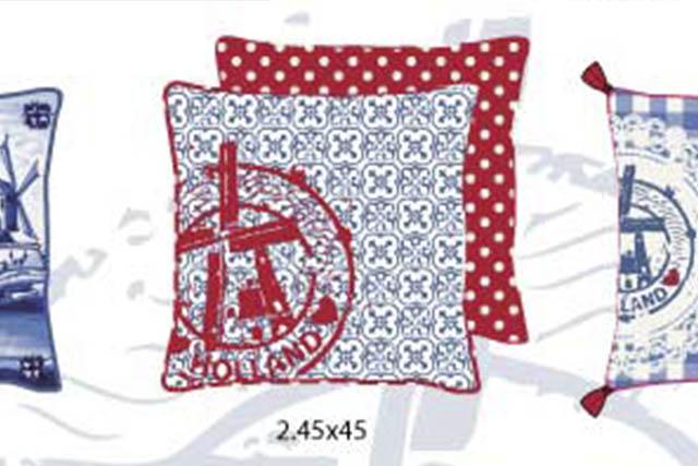 Summer 13 Cushions