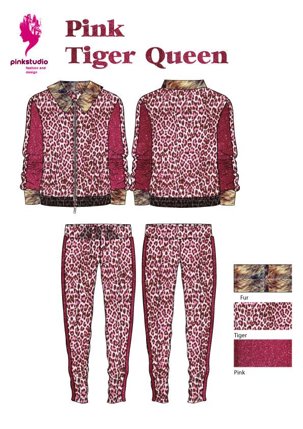 Carnavals-Pink-tiger-queen