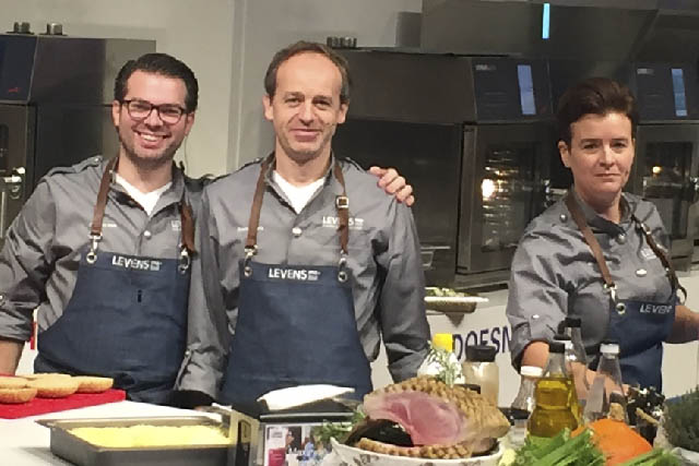 Workwear collection for Chef de cuisine