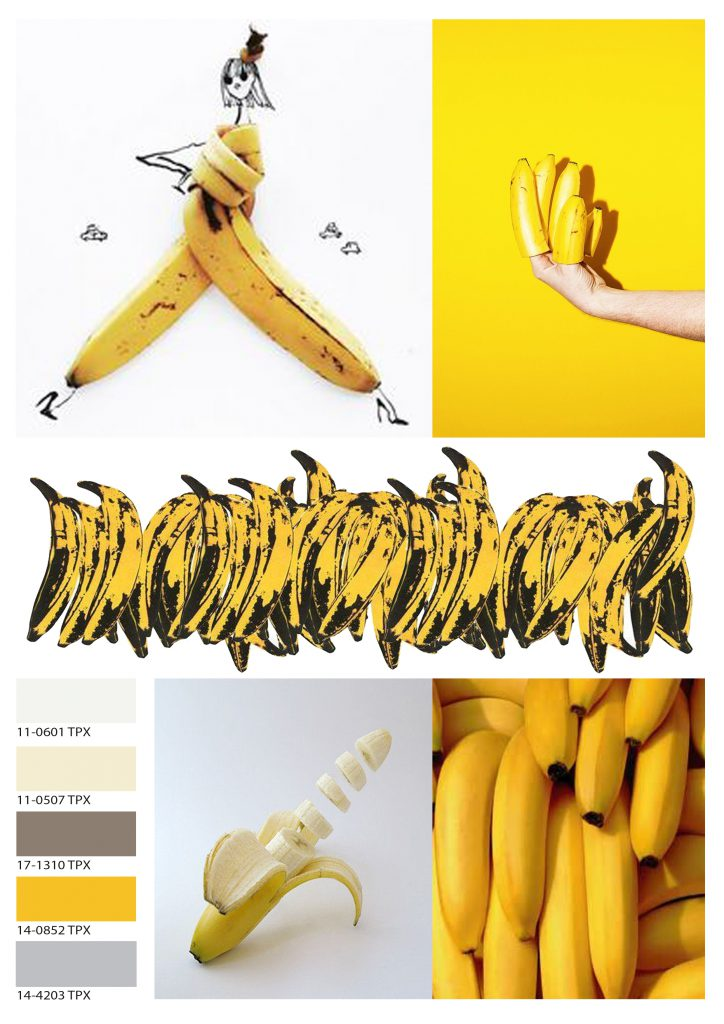 banana theme