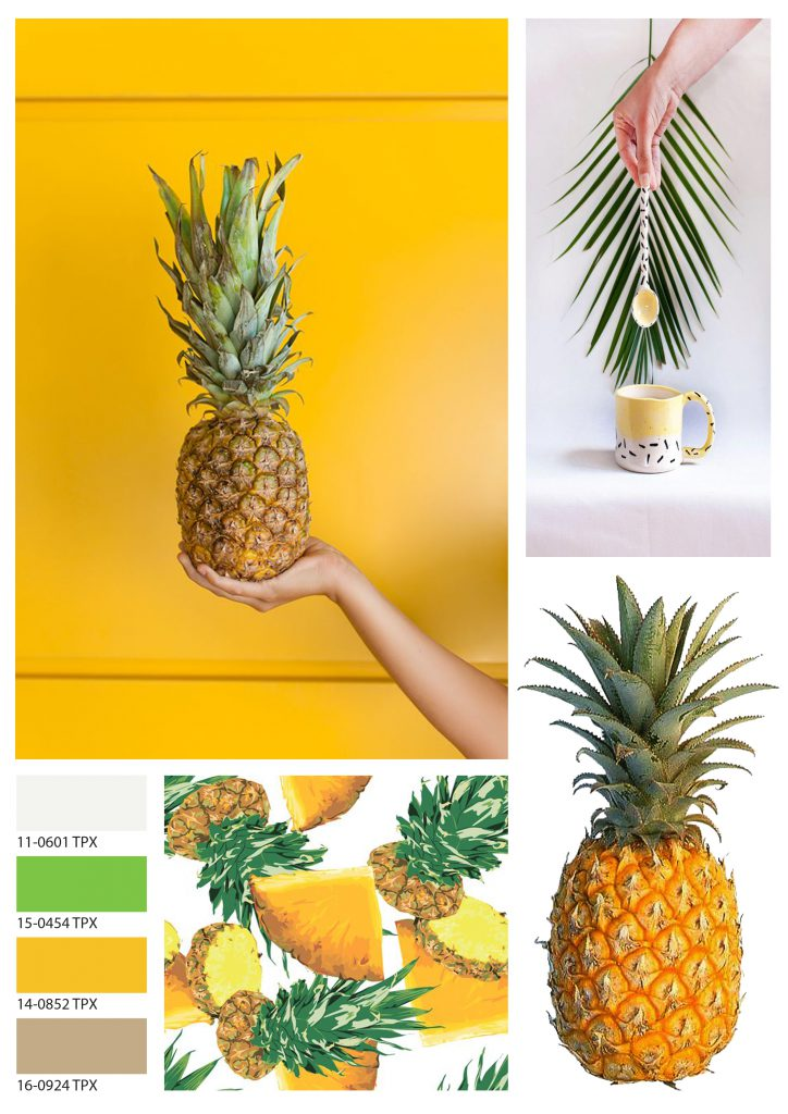 pineapple theme