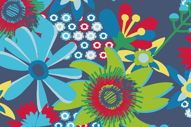 Tropical summer prints
