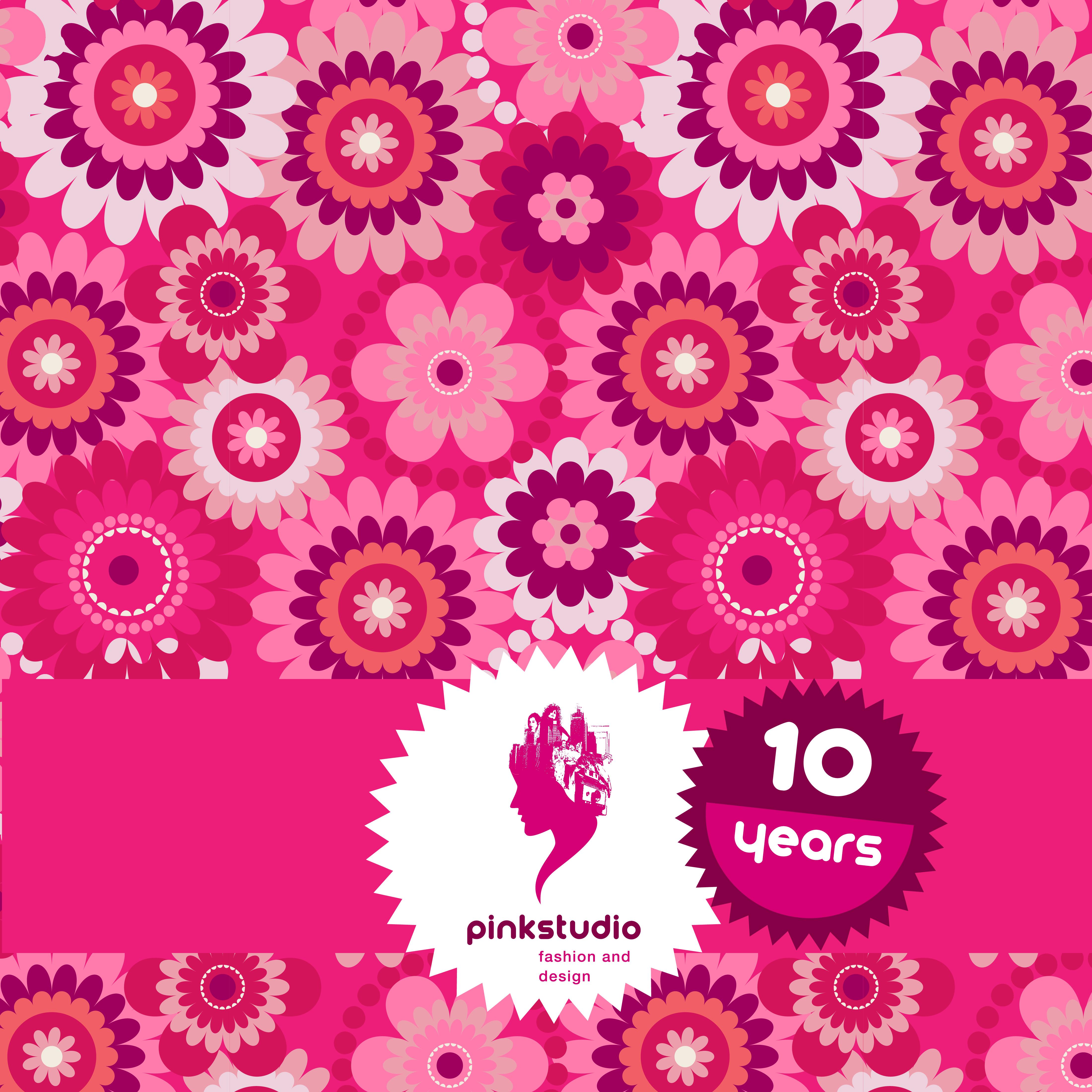 Pink Studio 10th anniversary