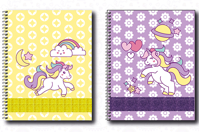Stationary collection Believe in Magic