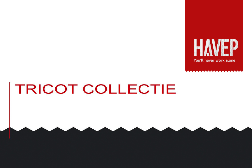 Tricot collectie Havep