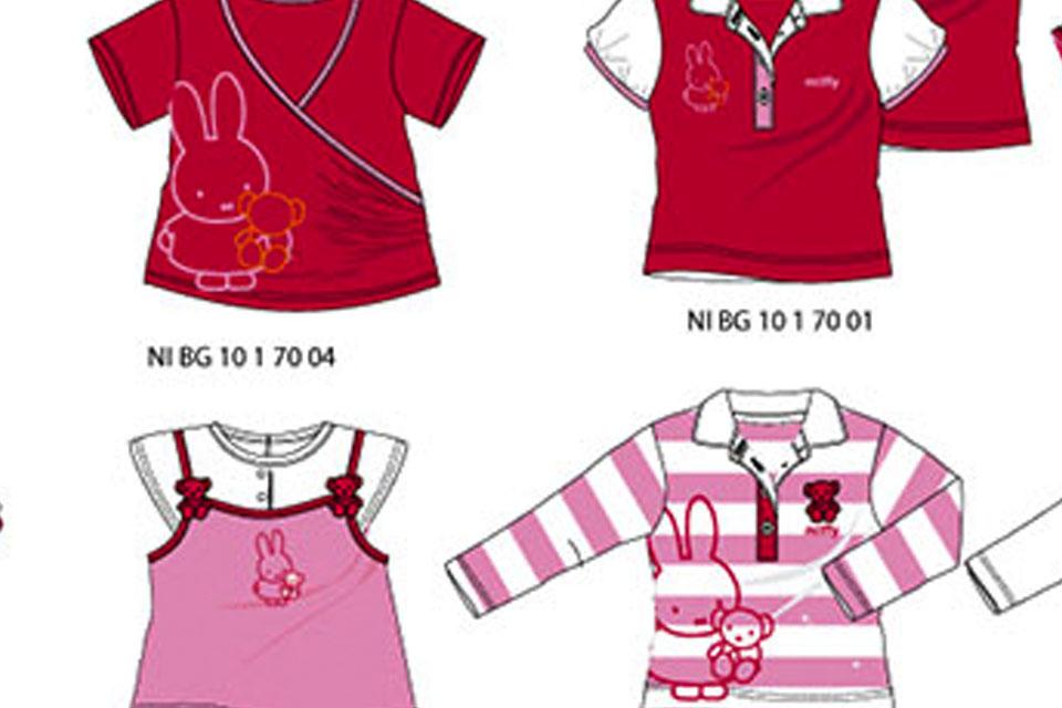 Nijntje/Miffy Kidswear