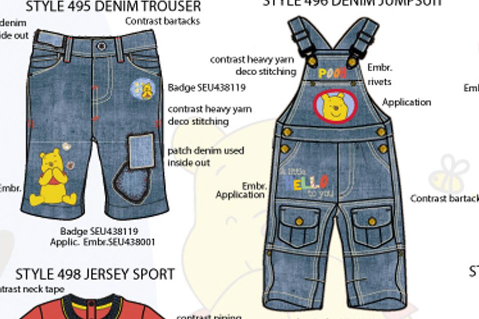 Licensie summer for kids Disney Winnie de Pooh
