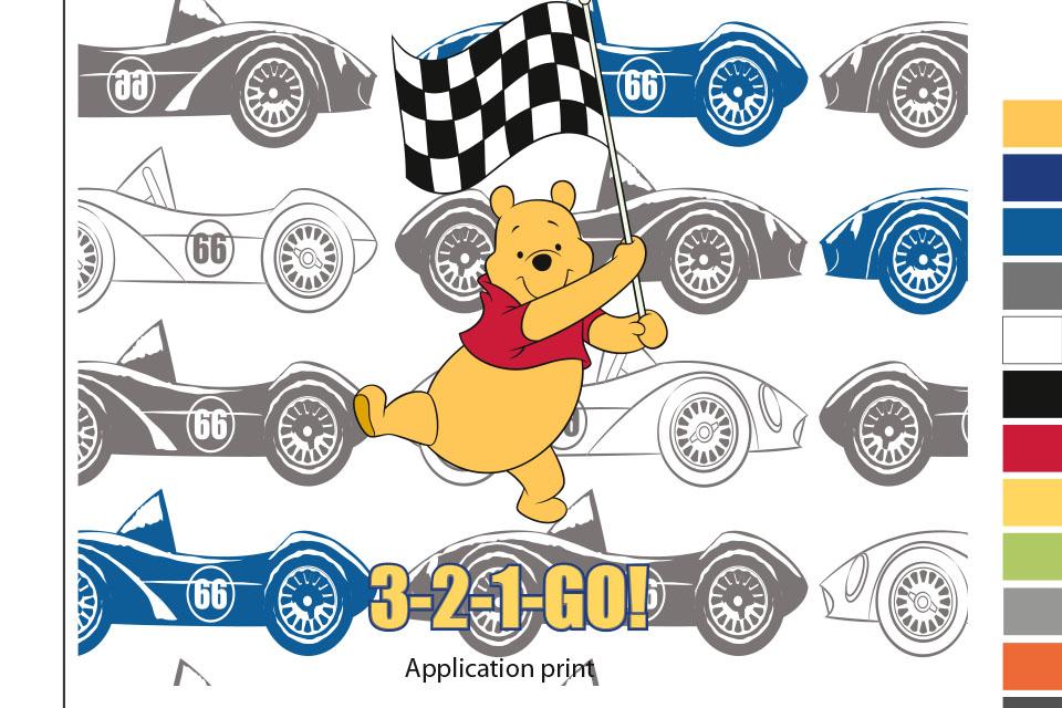 Winnie de Pooh Kidswear